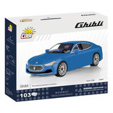 Stavebnice COBI 24564 Maserati Ghibli, 135/ 103 kostek