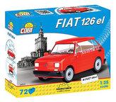 Stavebnice COBI 24531 Fiat 126p 19941999/72 kostek