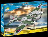 Stavebnice COBI 5542 II World War Bombardér De Havilland Mosquito/370 kostek+1 figurka
