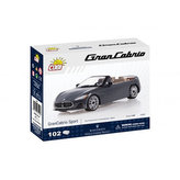 Stavebnice COBI 24562 Maserati Gran Cabrio, 135/102 kostek