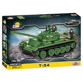 Stavebnice COBI 2613 Small Army Tank T54, 128/80 kostek+2 figurky