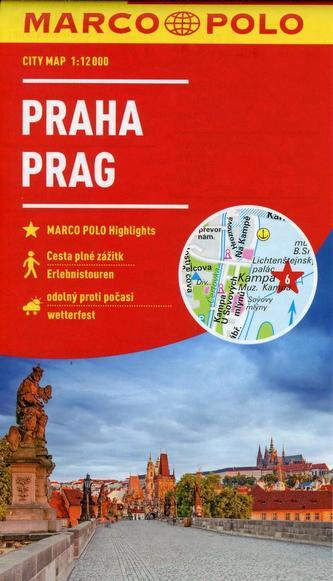 Praha - lamino  MD 1:12T