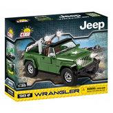 Stavebnice COBI 24095 Jeep Wrangler vojenský 135/98 kostek