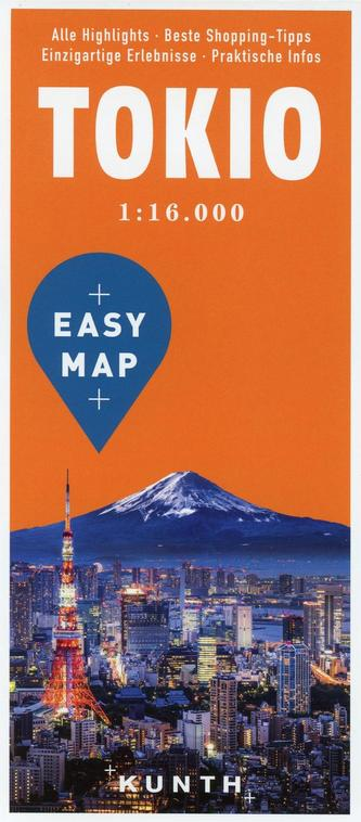 Tokio Easy Map