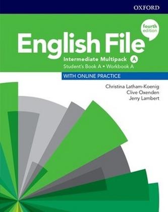 English File Fourth Edition Intermediate Multipack A