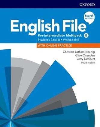 English File Fourth Edition Pre-Intermediate Multipack B