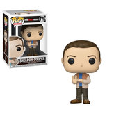 Funko POP TV: Big Bang Theory S2 - Sheldon