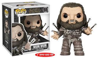 Funko POP TV: Game of Thrones 6´ Wun Wun w/ Arrows