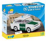 Stavebnice COBI 24541 Trabant 601 Polizai/82 kostek