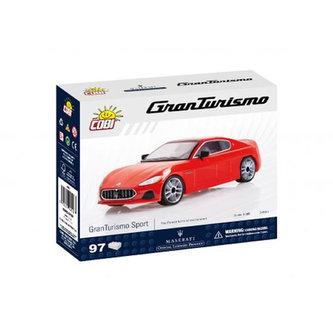 Stavebnice COBI 24561 Maserati Gran Turismo 135/97 kostek
