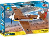 Stavebnice COBI 5526 II World War Stíhací letoun Messerschmitt BF 109 F4 Trop/250 kostek+1 figurka
