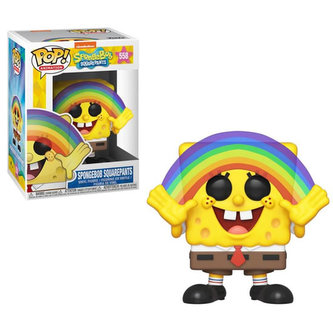Funko POP Animation: SB S3 - Spongebob - Rainbow