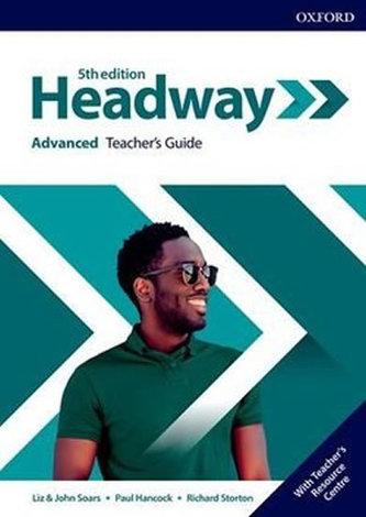 New Headway Fifth edition Advanced:Teacher´s Book+Teacher´s Resource Center