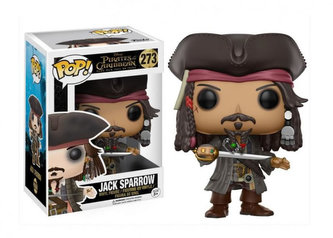 Funko POP Disney: Pirates 5 - Jack Sparrow