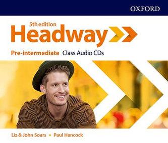 New Headway Fifth edition Pre-intermediate:Class Audio CDs /4/