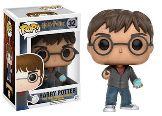 Funko POP Movies: Harry Potter - Harry w/Prophecy