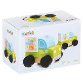 Zmrzlinový vůz: dřevěná skládačka 5 dílů