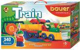 Stavebnice BAUER: Train Vláčky 340 dílů