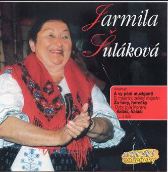 Jarmila Šuláková - Originální nahrávky - CD