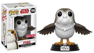 Funko POP Star Wars Bobble: E8 TLJ - Porg (Exc)