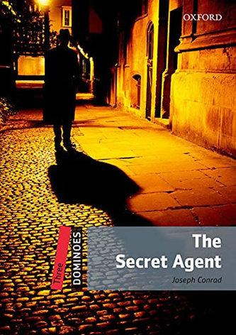 Dominoes Three - The Secret Agent new art work with Audio Mp3 Pack