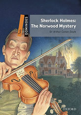 Dominoes Two - Sherlock Holmes: The Norwood Mystery with Audio Mp3 Pack