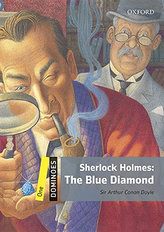 Dominoes One - Sherlock Holmes: The Blue Diamond with Audio MP3 Pack