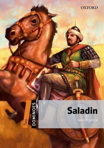 Dominoes Two - Saladin with Audio Mp3 Pack