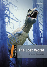 Dominoes Two - The Lost World with Audio Mp3 Pack