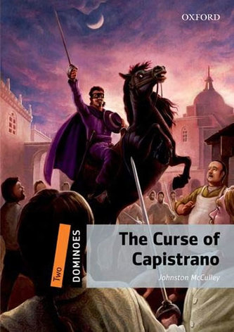 Dominoes Two - The Curse of Capistrano with Audio Mp3 Pack