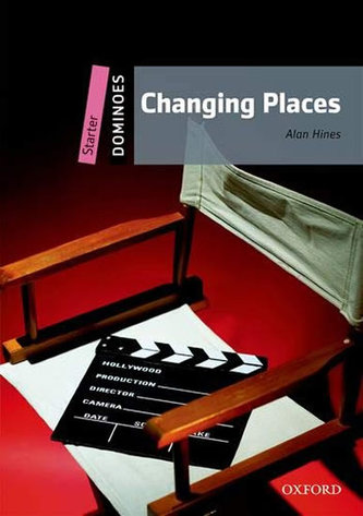 Dominoes Starter - Changing Places with Audio Mp3 Pack