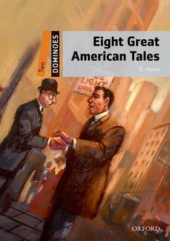 Dominoes Two - Eight Great American Tales with Audio Mp3 Pack
