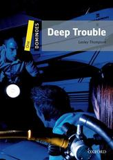 Dominoes One - Deep Trouble with Audio Mp3 Pack