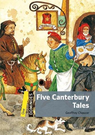 Dominoes One - Five Canterbury Tales with Audio Mp3 Pack