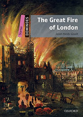 Dominoes Starter - The Great Fire of London with Audio Mp3 Pack