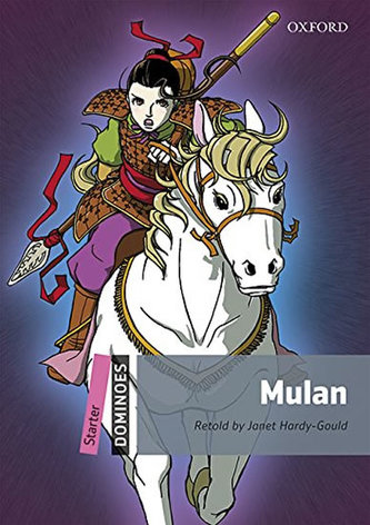 Dominoes Starter - Mulan with Audio Mp3 Pack