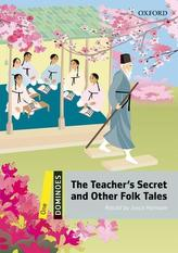 Dominoes One - The Teacher´s Secret and OTher Folk Tales with Audio Mp3 Pack