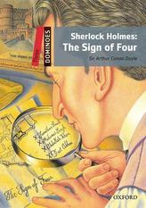 Dominoes Three - Sherlock Holmes: The Sign of Four with Audio Mp3 Pack