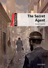 Dominoes Three - The Secret Agent new art work