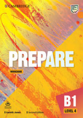 Prepare Second edition Level 4 Workbook with Audio Download