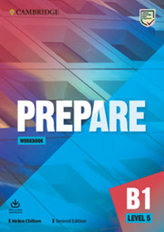 Prepare Second edition Level 5 Workbook with Audio Download