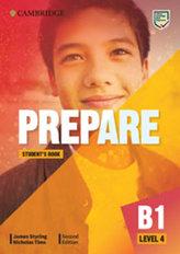 Prepare Second edition Level 4 Student´s Book