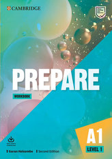 Prepare Second edition Level 1 Workbook with Audio Download