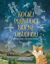 Kočičí průvodce noční oblohou - Pozoruj hvězdy s kocourem Felixem!
