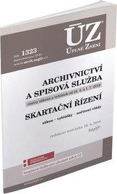ÚZ 1323 Archivnictví