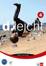 d.leicht 4 (B1) – učebnice s prac. sešitem + CD MP3 + kód