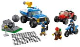 LEGO City Honička v průsmyku