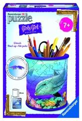 Stojan na tužky Podvodní svět; 3D, 54 dílků
