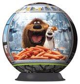 Tajný život mazlíčků puzzleball 72 dílků