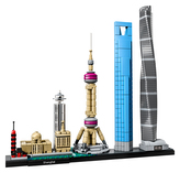 LEGO Architekt Šanghaj
